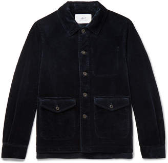 Mr P. Cotton-Corduroy Chore Jacket