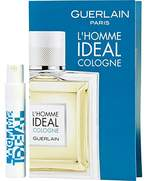 Guerlain L'homme Ideal Cologne By Edt Spray Vial On Card