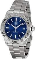 Tag Heuer Men's WAP1112.BA0831 Aquaracer Dial Watch