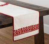 Pottery Barn Elsie Embroidered Table Runner
