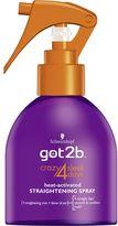 Schwarzkopf got2b Crazy 4 Sleek Days Heat Activated Straightening Spray