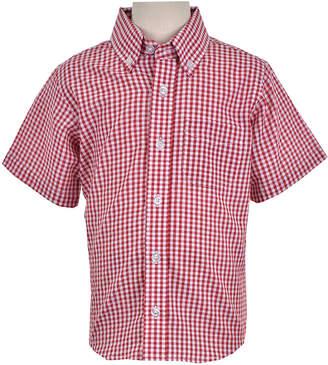 E-Land Kids E Land Seersucker Check Shirt