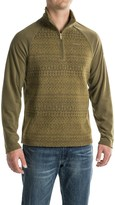 Craghoppers Elliston Fleece Shirt - Zip Neck, Long Sleeve (For Men)