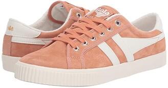Gola Tennis Mark Cox Suede (Baltic/Off-White) Women's Shoes