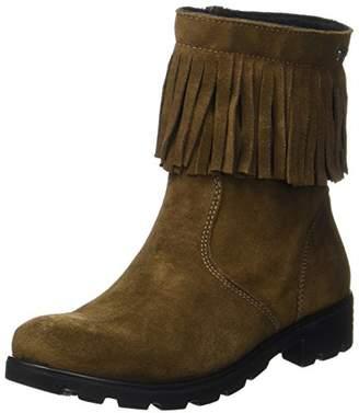 RICOSTA Girls' Daphne Boots, Brown (Hazel), 4UK Child