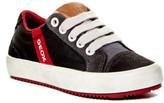 Geox Alonisso Low-Top Sneaker (Toddler, Little Kid, & Big Kid)