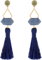 Accessorize Boho Statement Tassel Earrings