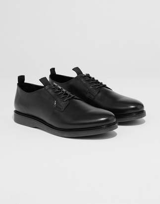 Hudson Postman Shoes Black
