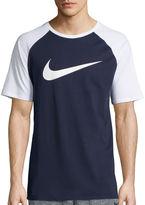 Nike Raglan Swoosh Tee
