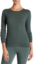 Lafayette 148 New York Lafayette 148 Scoop Neck with Rib Cuff Pullover