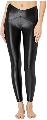 Koral Serve Infinity Leggings (Black) Women's Casual Pants