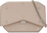 Givenchy Metal crosses small leather cross-body bag