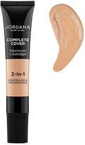 Jordana Complete Cover 2 In 1 Concealer & Foundation - Honey Olive