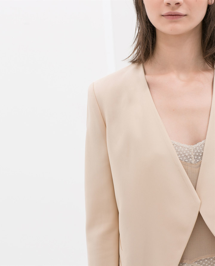 Zara Loose Fit Blazer