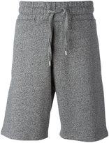 Kenzo logo track shorts