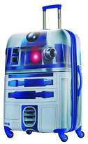 """Star Wars American Tourister R2D2 28"""" Hardside Luggage"""