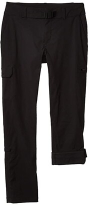 The North Face Paramount Active Mid-Rise Pants (TNF Black) Women's Casual Pants