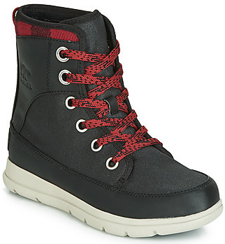 Sorel EXPLORER 1964 women's Mid Boots in Black