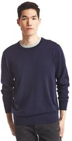 Gap Merino wool crew sweater