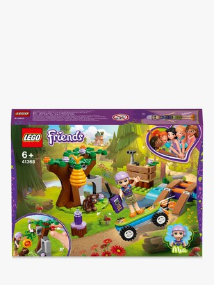 Lego Friends 41363 Mia's Forest Adventure