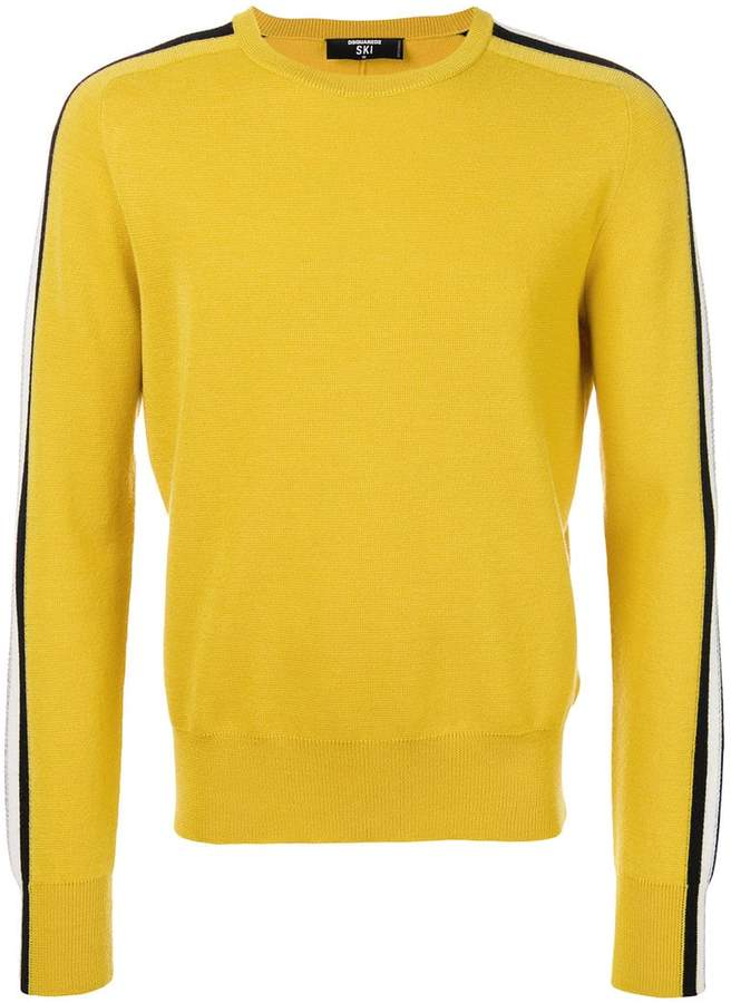 DSQUARED2 Ski crew neck jumper