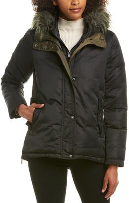 Sage Collective Short Coat