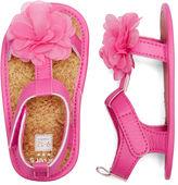 Carter's Flower Sandals - Baby Girls 2-4