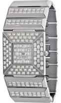 BCBGeneration BCBG MAXAZRIA Women BG8244 Analog Eclectic Prism Pave Dial Watch
