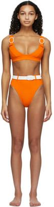 Medina Swimwear Orange Typhoon Bikini
