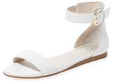 Flat Two-Piece Sandal