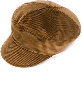 Prada velvet hat