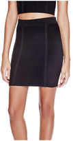 G by Guess GByGUESS Women's Darcey Bandage Skirt