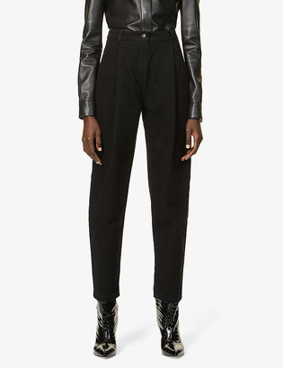 Magda Butrym Totness wide-leg high-rise jeans