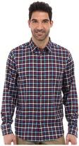 Trina Turk Aaron L/S Plaid Shirt