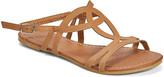 Star Bay Women's Sandals Brown - Brown Strap-Accent Sandal - Women