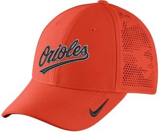 Nike Adult Baltimore Orioles Vapor Classic Stretch-Fit Cap