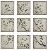 John-Richard Collection Portobello Mirrors (Set of 9)