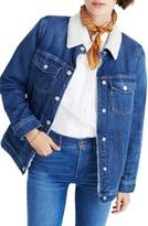 Madewell Women's Oversize Jean Jacket