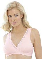 Glamorise Women's Plus-Size Soft-Cup Complete Comfort Bra