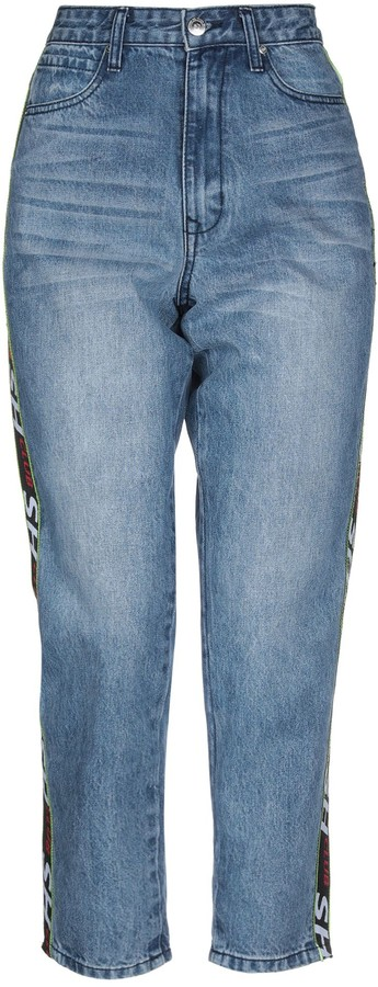 Silvian Heach SH by Denim pants - Item 42730465JP