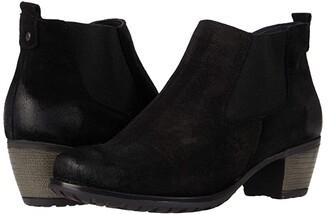 Eric Michael Charlie (Black) Women's Boots