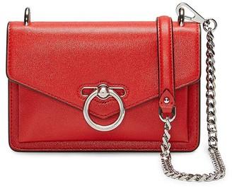 Rebecca Minkoff Jean Pebbled Leather Crossbody Bag