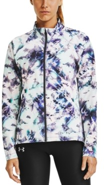 Under Armour Launch 3.0 Storm Printed Jacket