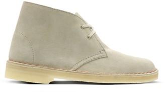 Clarks Women's Desert Boots Yellow (Sand) 3.5 UK(36 EU)