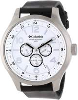Columbia Men's CA015004 Skyline Large Round Analog Strap Watch