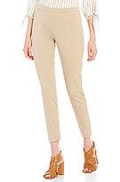 H Halston Pollover Bi-Stretch Skinny Pants