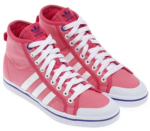 adidas Honey Stripes Mid Shoes