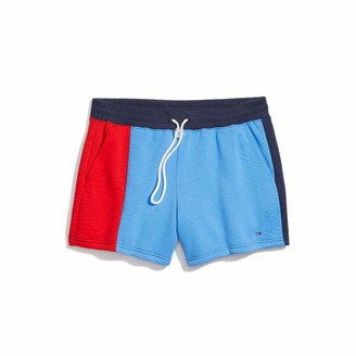 Tommy Hilfiger Women's Adaptive Sweat Shorts with Drawcord and Pull-Up Loops