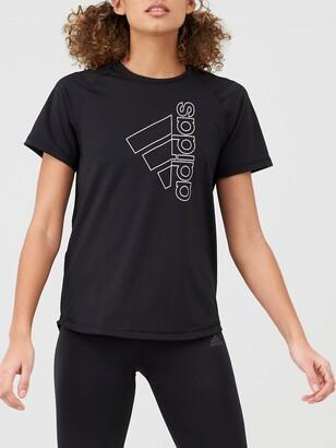 adidas Tech BOS T-Shirt - Black