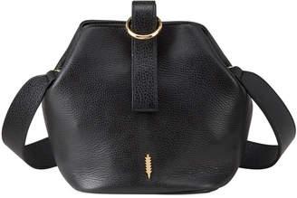 THACKER Loren Leather Shoulder Bag